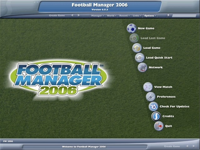 Football Manager 2006 Macintosh Repository