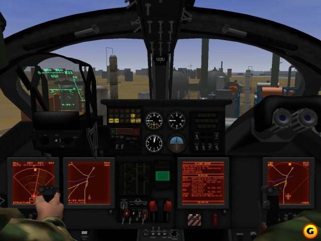 Enemy Engaged: RAH-66 Comanche versus KA-52 Hokum (2004)