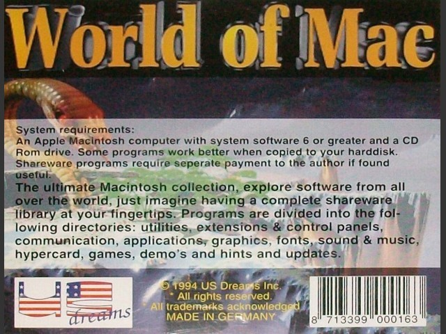 World of Mac (1994)