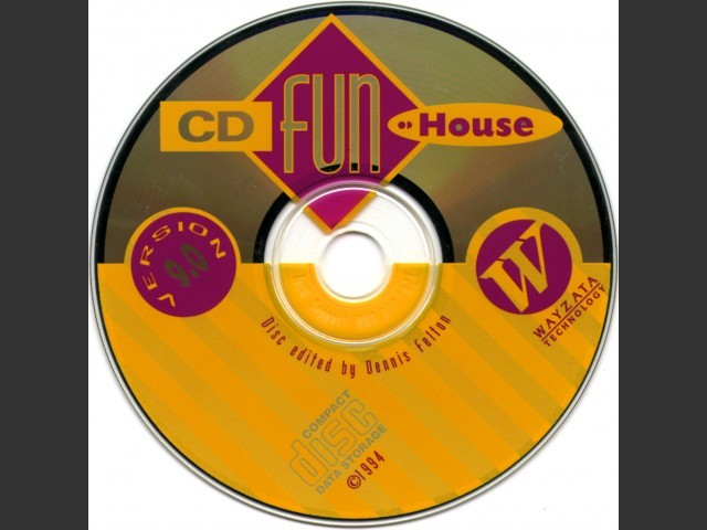 CD Fun House 9.0 (1994)