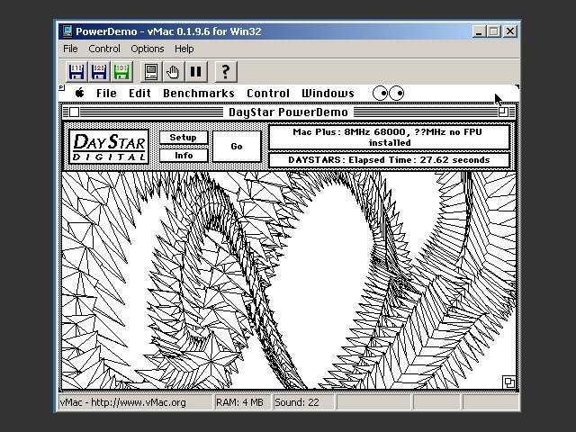 vMac 0.1.9.X (1997)