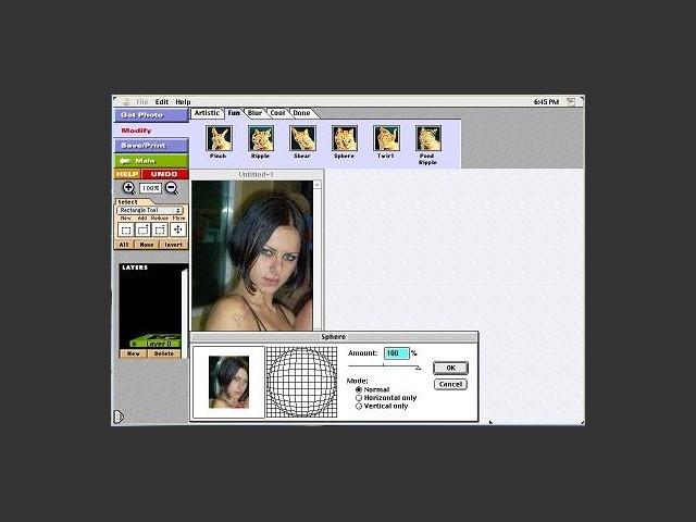 Adobe PhotoDeluxe (1996)