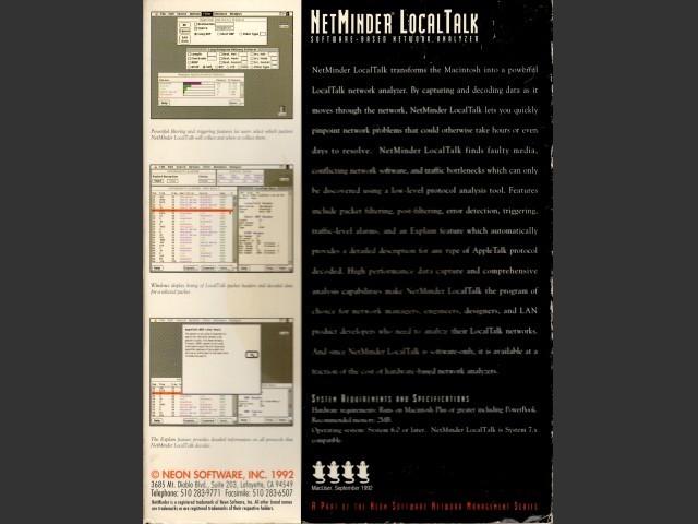 NetMinder (1992)