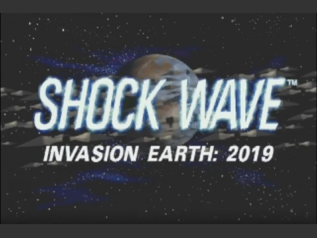 Shockwave Invasion Earth: 2019 (1997)