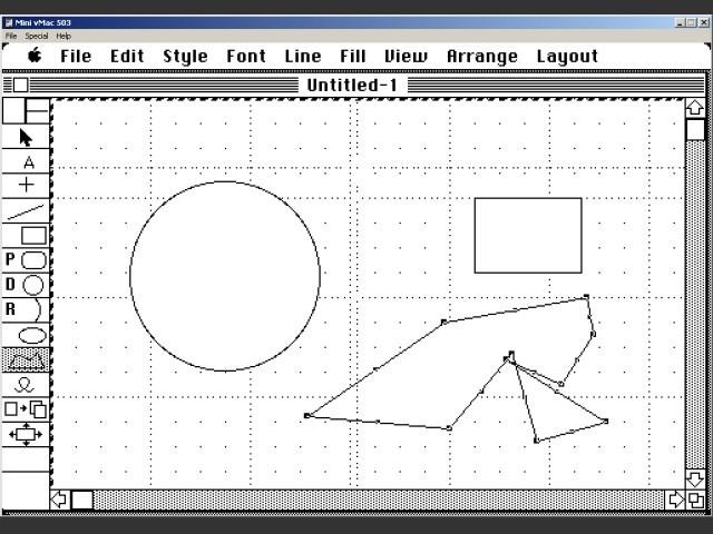 MacDraft 1.2 (1984)