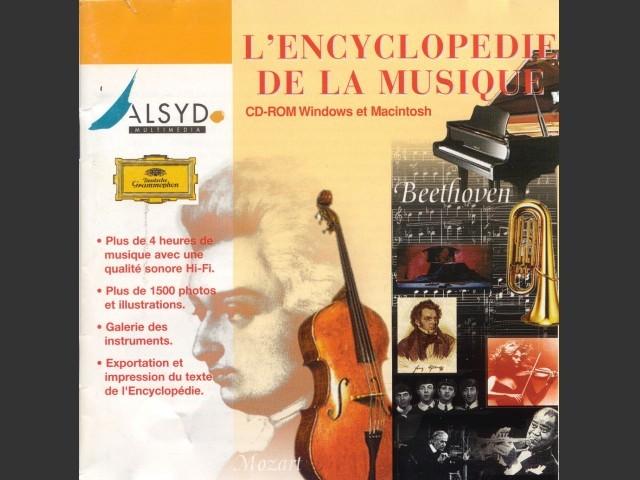 L'Encyclopédie de la Musique, 2e édition (1998)
