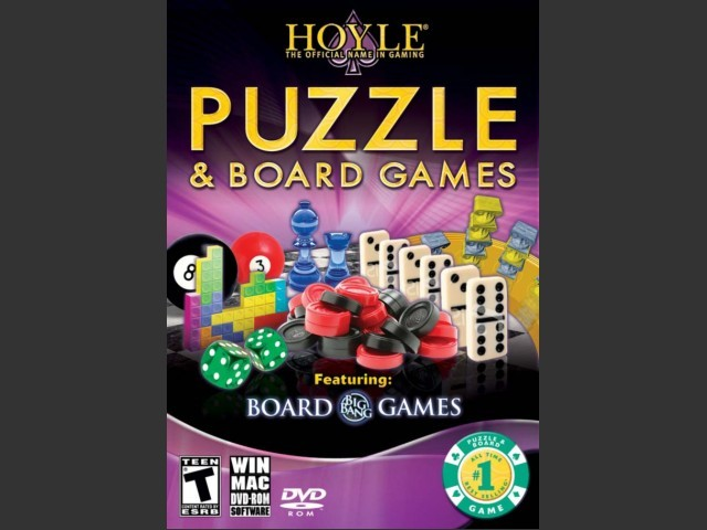 Hoyle Puzzle & Board Games 2010 (2009)