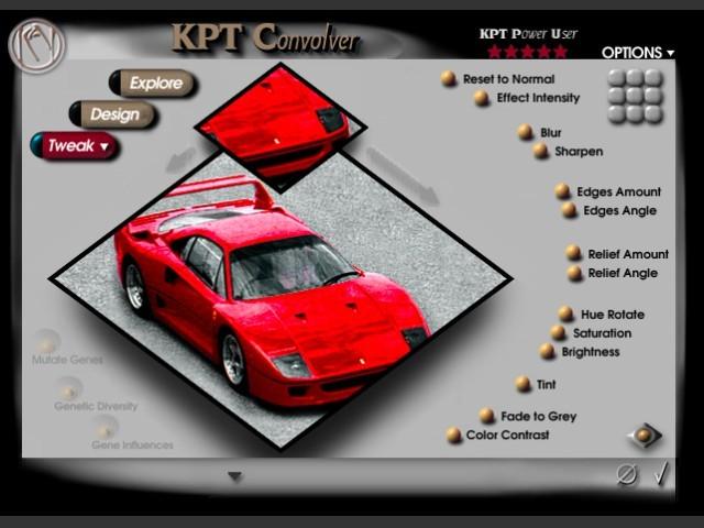KPT Convolver Tweak Mode