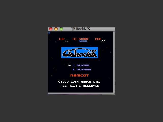 RockNES - Nintendo NES Emulator (2005)
