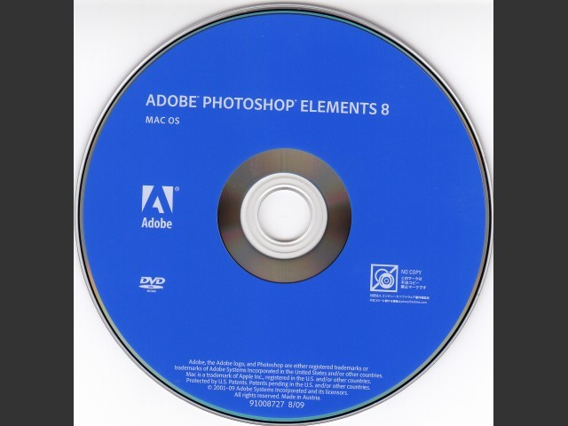 Adobe Photoshop Elements 8 (2009)