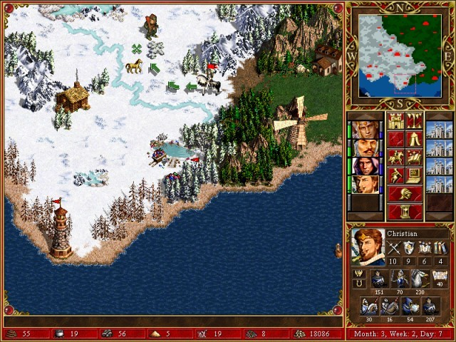 Heroes of Might and Magic III Complete (2000)