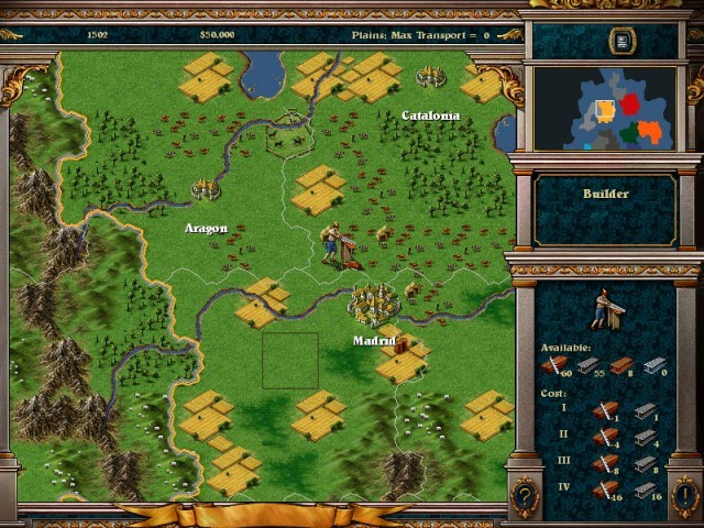 Imperialism II: Age of Exploration (1999)