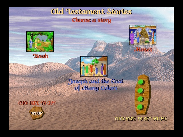 Old Testament Stories (1995)