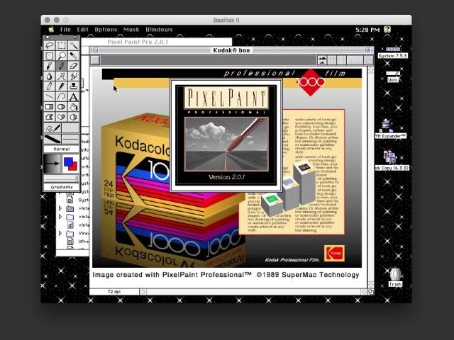 PixelPaint Professional 2.0 (1991)
