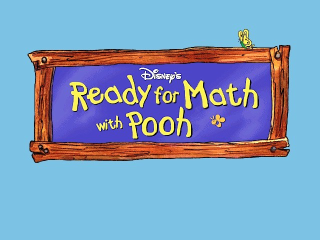 Ready for Math with Pooh - Macintosh Repository