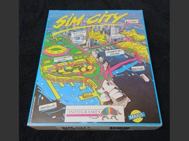 Sim City (Infogrames) (1989)