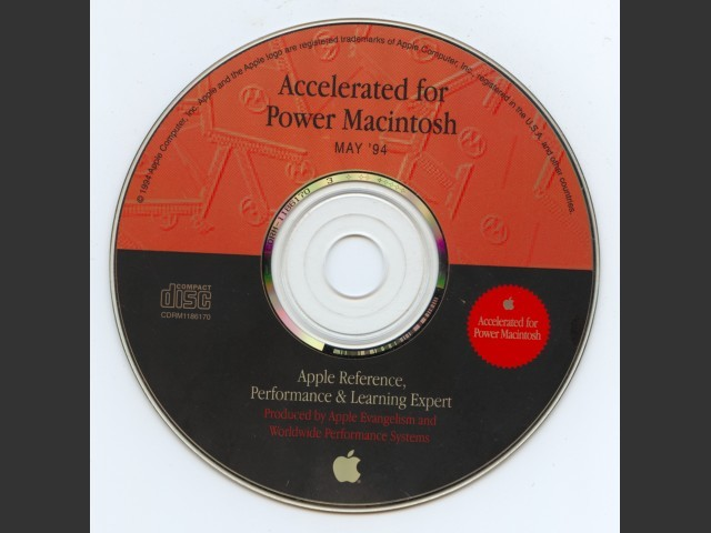 Apple 5/94 Special Edition (Accelerated for Power Macintosh) (1994)