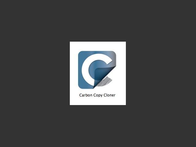 Carbon Copy Cloner 3.4.7 (0)
