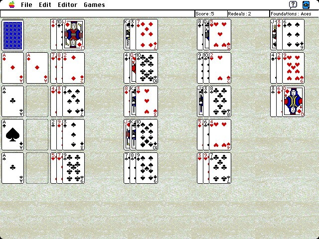 King of Solitaire (1994)