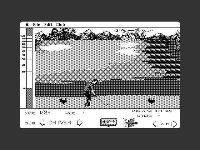 Mean 18 Ultimate Golf (1988)