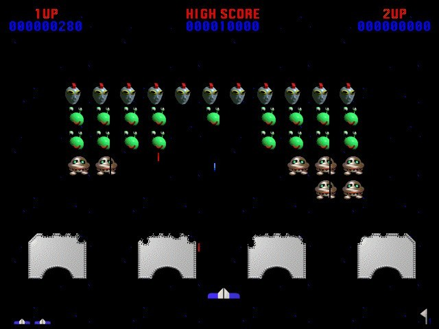 Mac Invaders (1995)