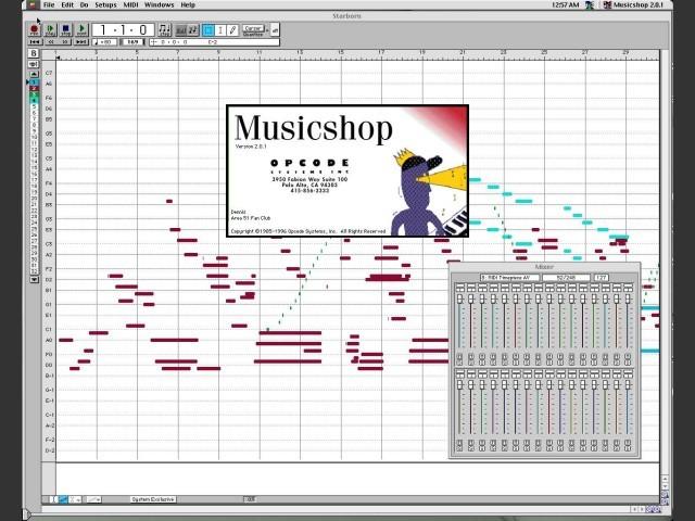 Opcode Musicshop 2.0 (1996)