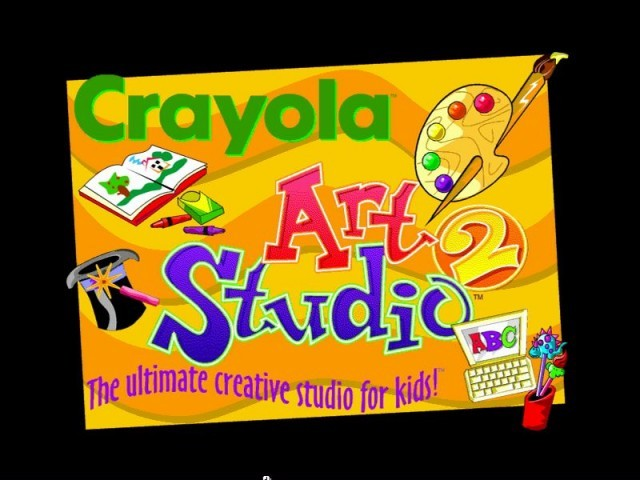 Crayola Art Studio 2 (1995)