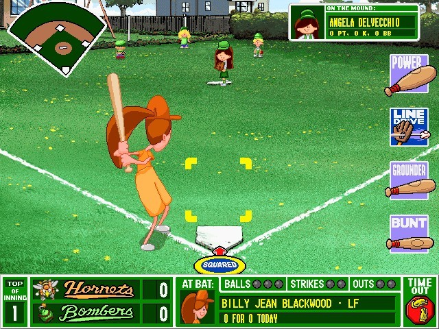 Backyard Baseball (1997)