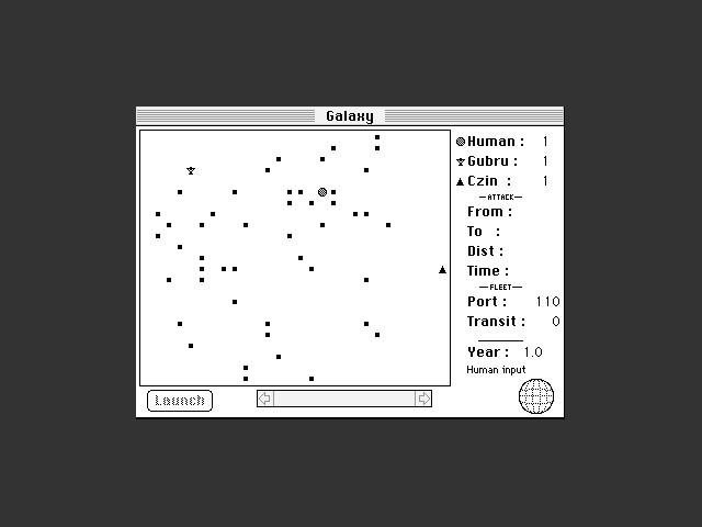 Galax gameplay