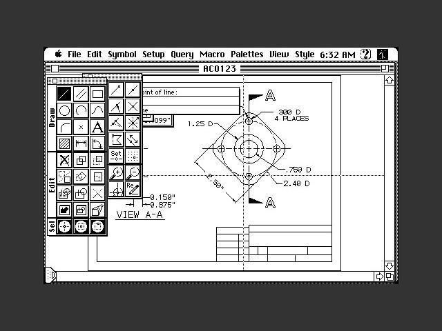 TurboCAD 1 (1993)