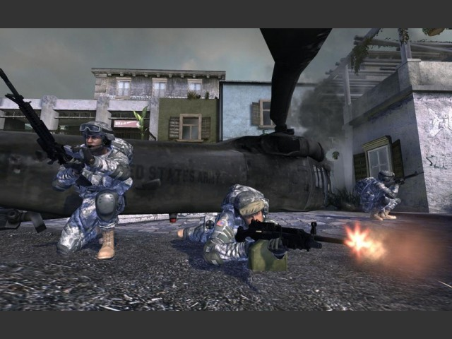 America's Army: Special Forces (2003)