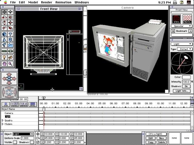 Infini-D 3.x (1995)