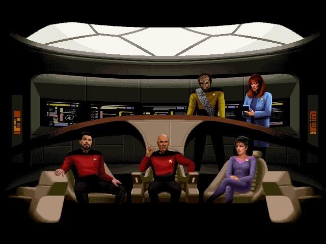 The Next Generation Crew screenshot