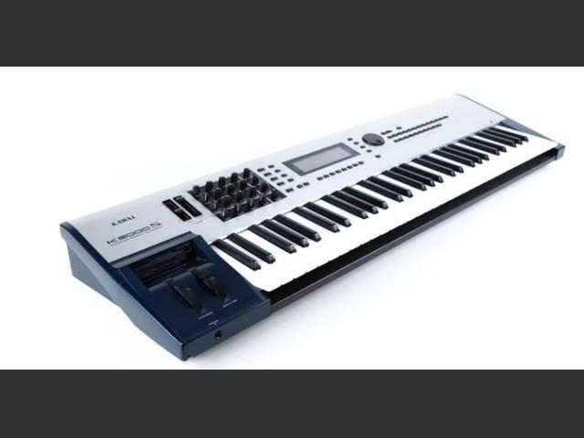 SoundDiver OEM Editor Kawai K5000 Series Synthesizers (1998)