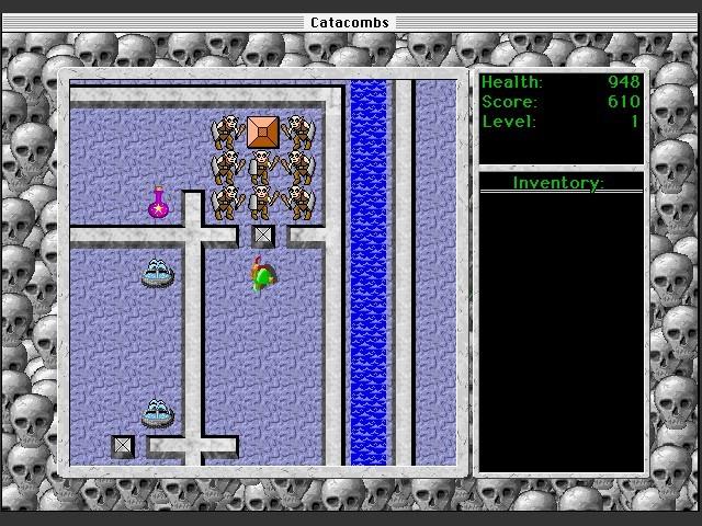 Catacombs (1995)