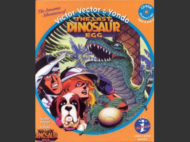The Awesome Adventures of Victor Vector & Yondo: The Last Dinosaur Egg (1993)