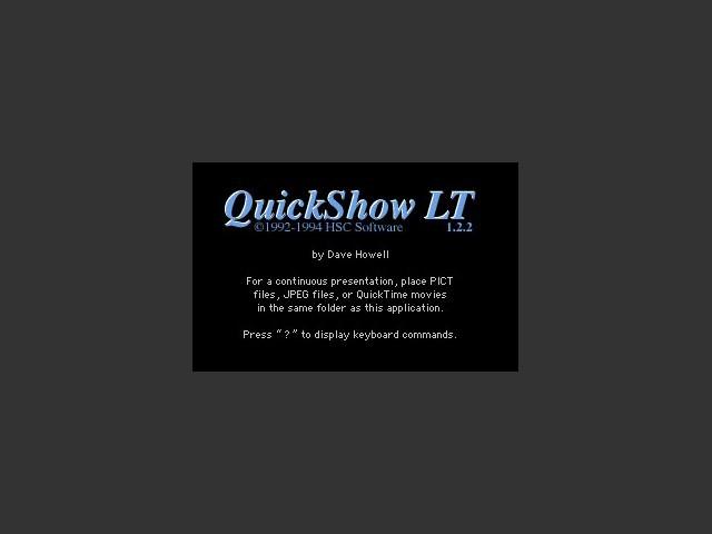 KPT Quick Show LT (1992)
