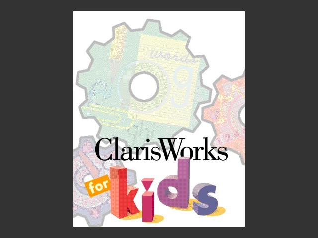 ClarisWorks for Kids (1997)
