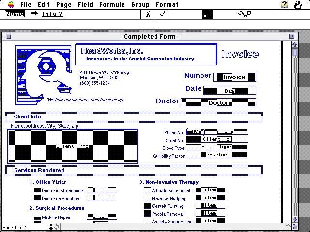 TrueForm 1.1.3 (1988)