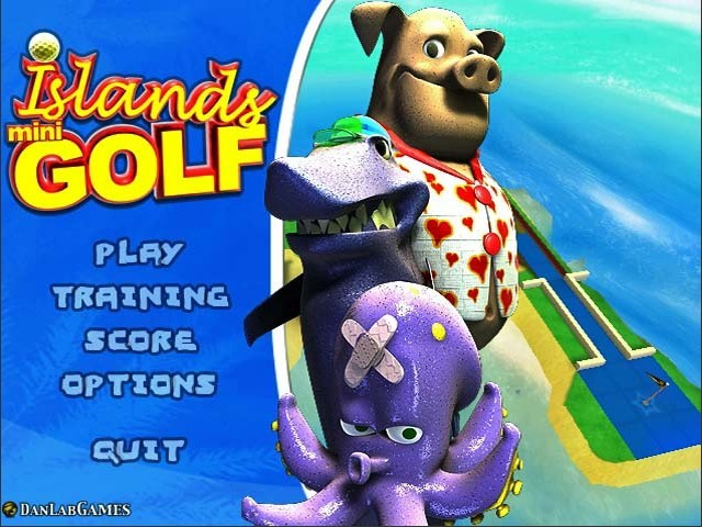 Islands Mini-Golf (2004)