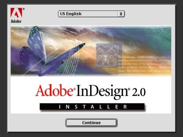 Adobe InDesign 2 (2002)