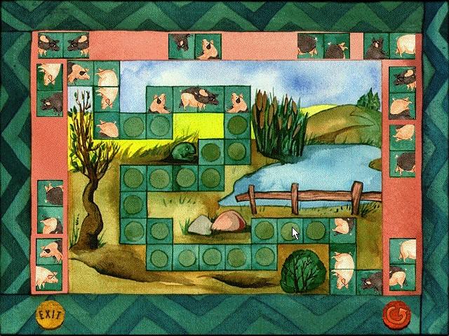 Schweine Domino (1998)