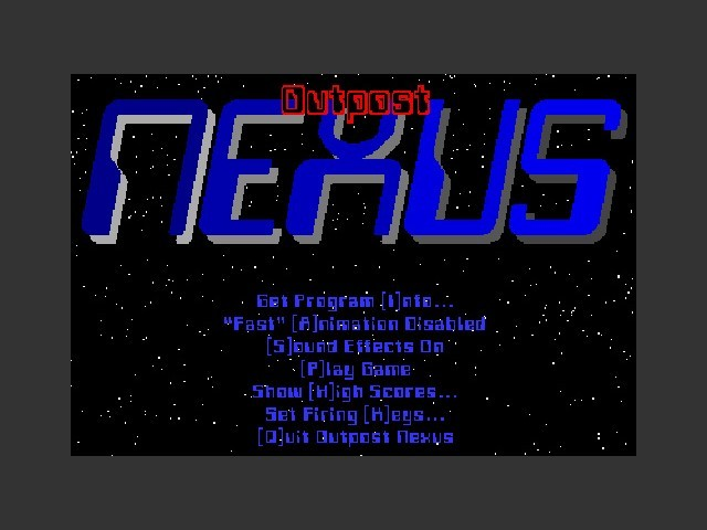Outpost Nexus (1995)
