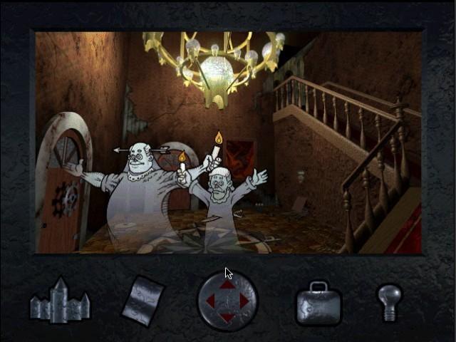 Mysteriet på Greveholm (1997)