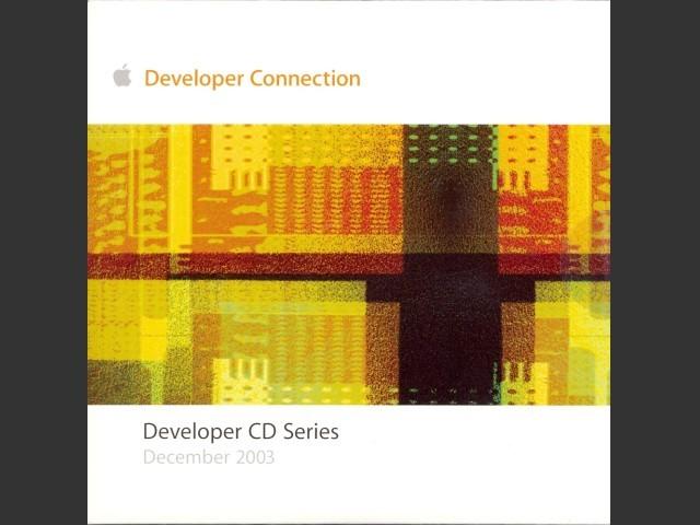 Apple Developer Connection (2003) (2003)