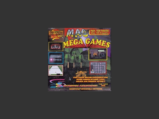 Mac Mega Games (1995)