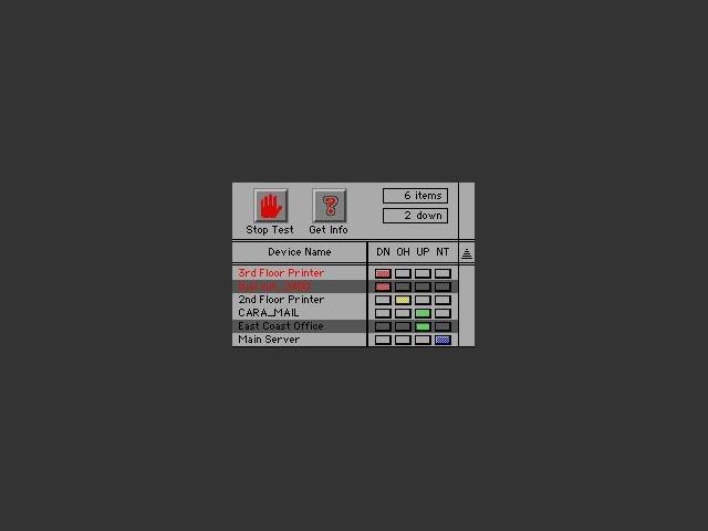 NetWORKS Colour Scheme