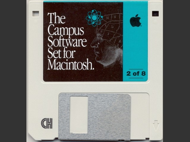 The Campus Software Set for Macintosh (1993)