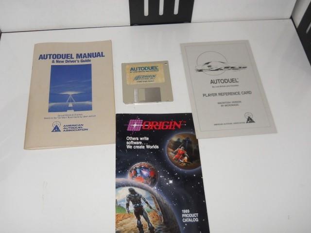 Box contents / manuals