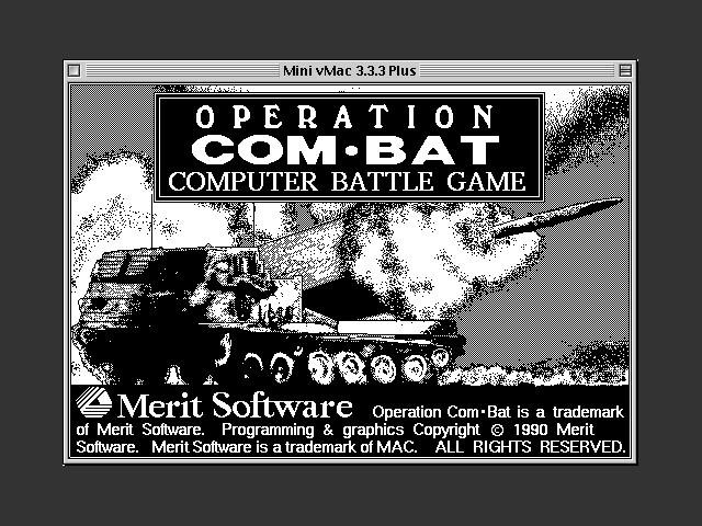 Operation Com●Bat (1990)